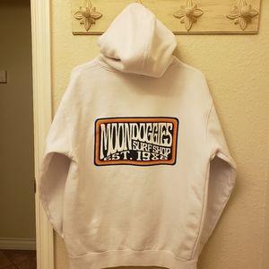MoonDoggies Surf Shop Hoodie Sweatshirt